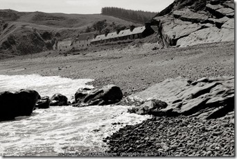 Berriedale shore