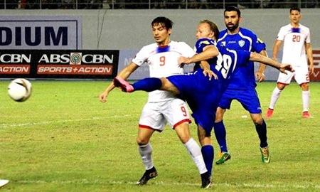 Azkals vs Uzbekistan