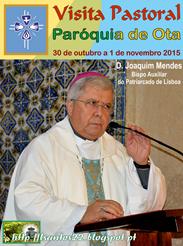 Visita Pastoral Paroquia Ota