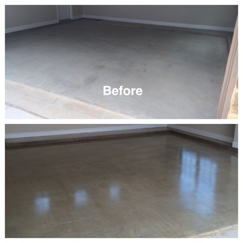 Legacy Industrial\'s Blog Site: HD6600-MMA Concrete Floor Sealer