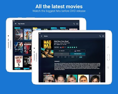 Download Android App VUDU Movies & TV for Samsung