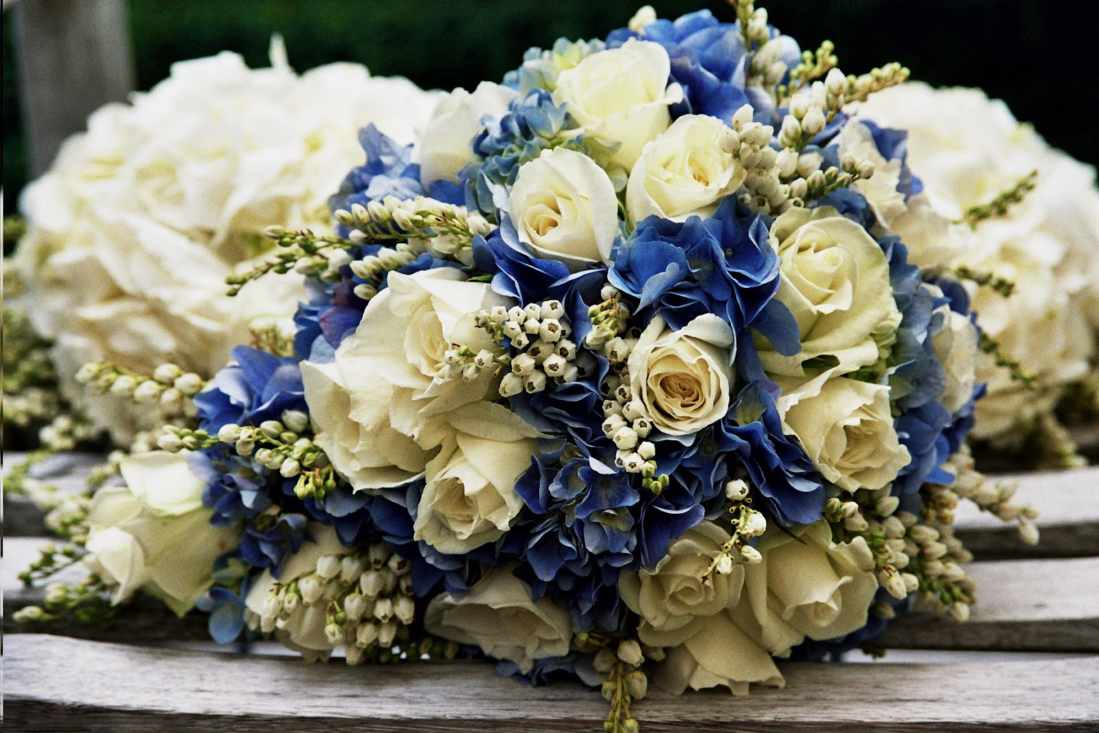 Tags: blue, bouquet, bridal,