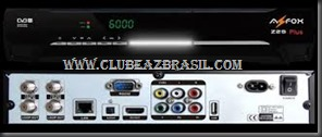 ATUALIZAÇÃO AZFOX Z2S PLUS V2.06B