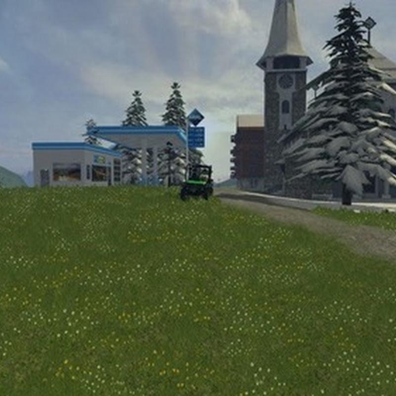 Farming simulator 2015 - Bergfeld v 1.3