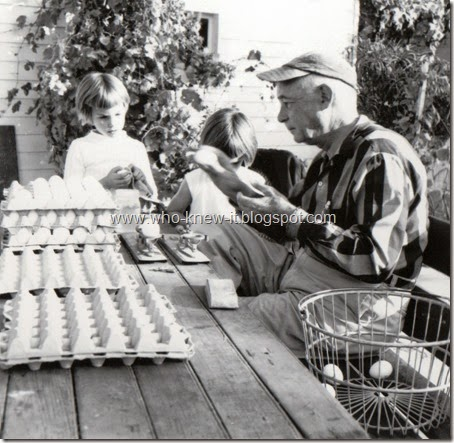Debi_Cary_Shell_eggs 1958
