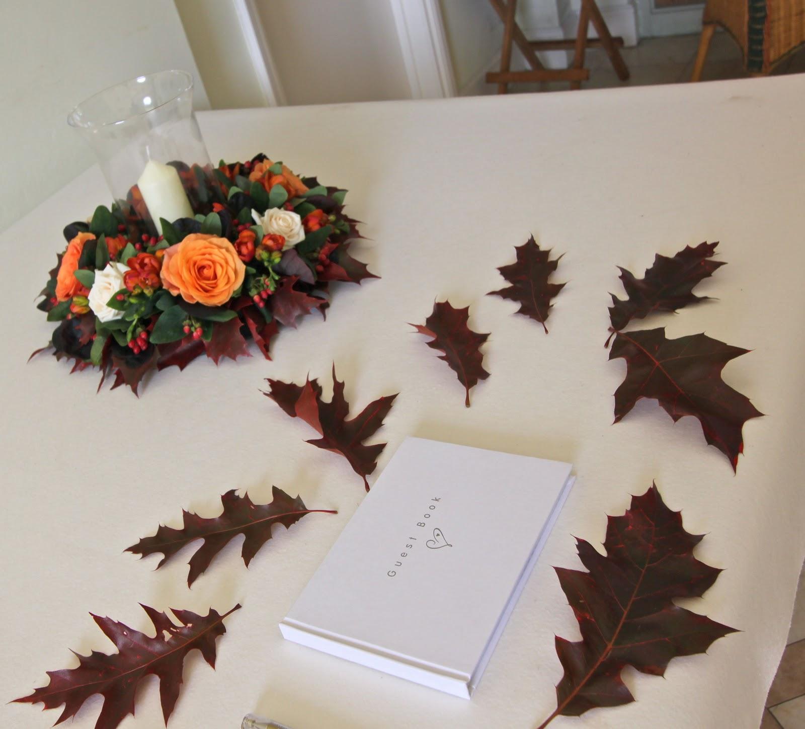 Continuing the autumn theme,