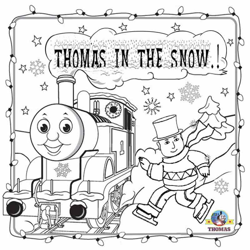 christmas coloring pages for children - Online Christmas Coloring The Kidz Page