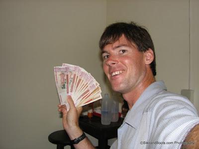 $1,000,000 Kip = $105 US