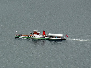 Ullswater Steamer.