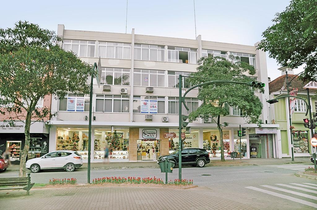 Apartamento residencial para locação, Centro (Blumenau), Blumenau.