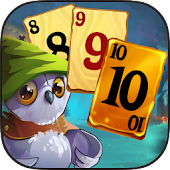 Solitaire Dream Forest: Cards APK Descargar