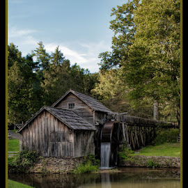 Mabry Mill by Lowell Griffith - Buildings & Architecture Public & Historical