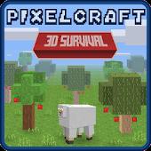 Free PixelCraft — 3D Survival! APK for Windows 8