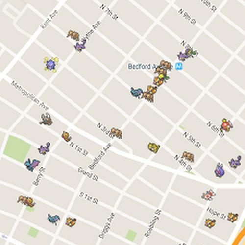Pokémap Live - Find Pokémon! v1.30