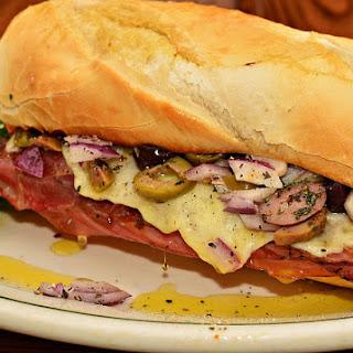 Salami Pepperoni Sandwich Recipes
