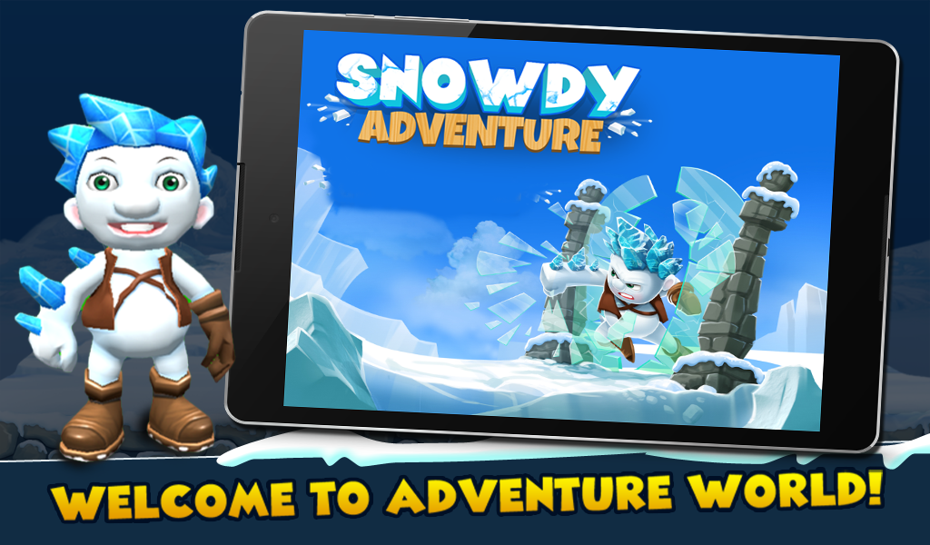 Snowdy's Adventure Screenshot 0