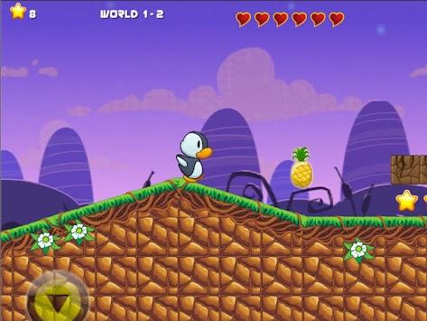Penguin Run Run! apk screenshot