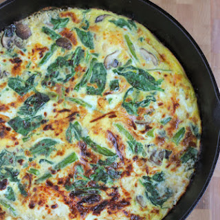 Spring Frittata Recipes