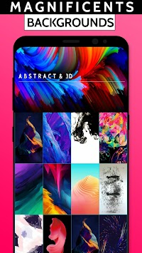 3D Wallpaper, AMOLED Live Wallpaper 4K/HD: Walloop APK screenshot thumbnail 15