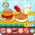 Burger shop fast food 1.0.5 icon