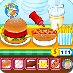 Burger shop fast food Apk