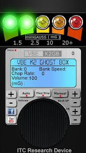 App vbe k2 ghost box apk for windows phone android games for Spirit box app android