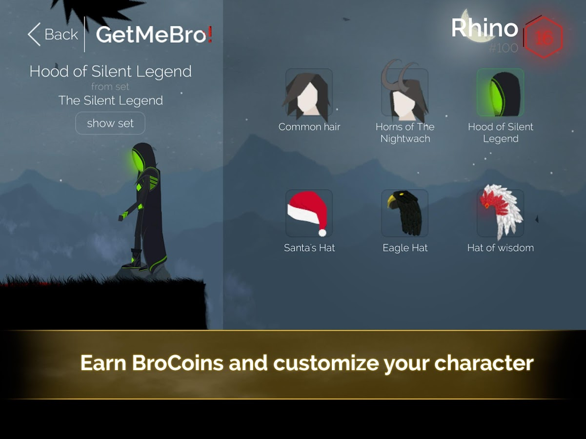 GetMeBro! Screenshot 4