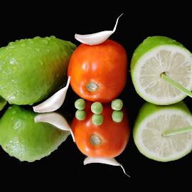 trio by SANGEETA MENA  - Food & Drink Fruits & Vegetables