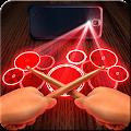 Game Hologram Drums Simulator APK for Kindle