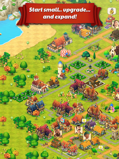 Town Village: Farm, Build, Trade, Harvest City screenshot 9