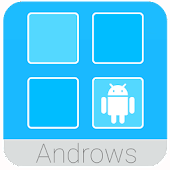 Download Androws for Kustom KLWP APK on PC