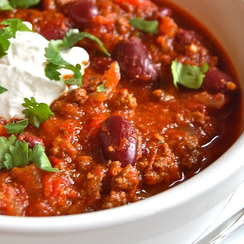 Classic Chili (Slow Cooker)