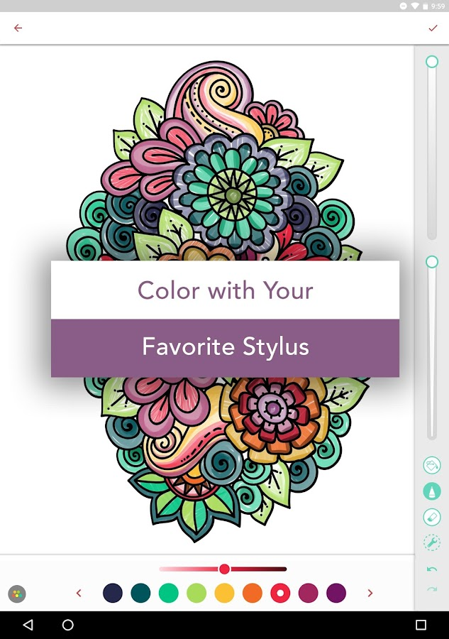 Pigment - Coloring Book Screenshot 6