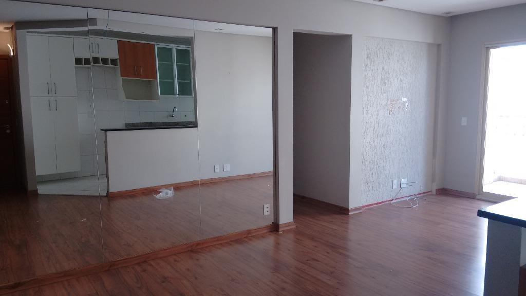 Apto 3 Dorm, Alphaville, Santana de Parnaiba (AP0727)