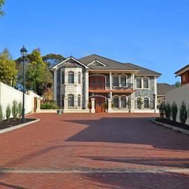 Dream House by Kamila Romanowska - Buildings & Architecture Homes ( home, mansion, australia, mclaren vale, house )