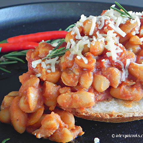Jamie Oliver's Beans on Toast