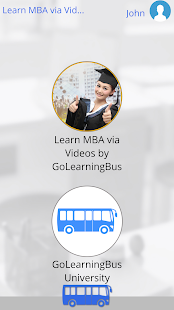 Learn MBA via Videos - screenshot