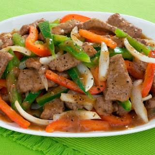 Beef Chuck Pepper Steak Recipes