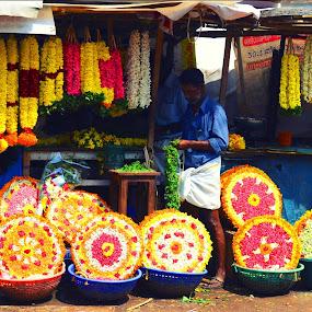 by Prasobh Parthasarathy - People Street & Candids