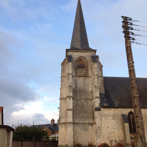 photo de Eglise Saint Fursy