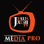 JESUS BOX MEDIA PRO Icon