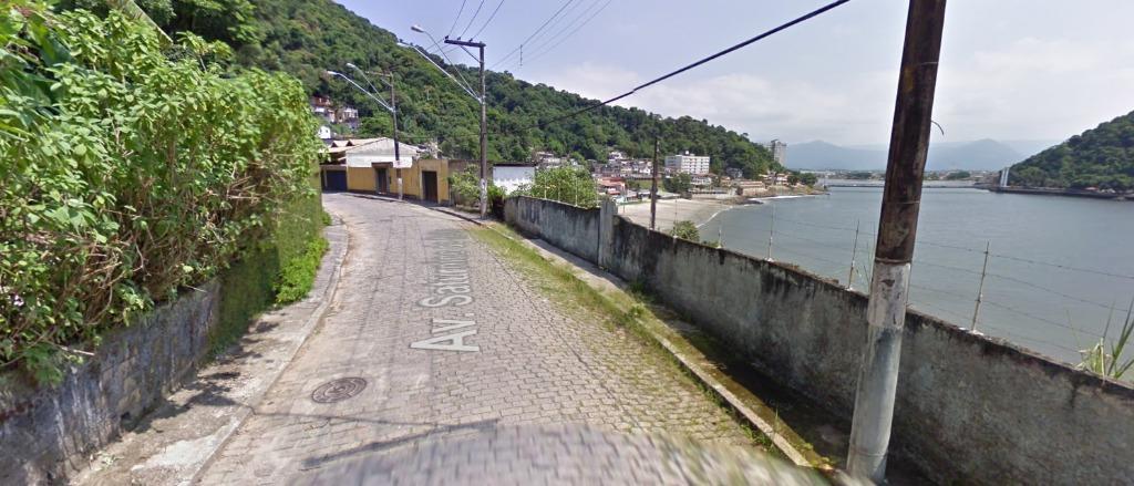 Terreno à venda, 606 m² por R$ 249.000,00 - Parque Prainha - São Vicente/SP