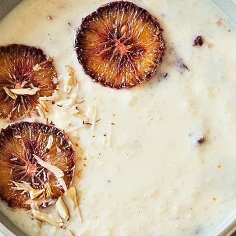 Blood Orange Kheer