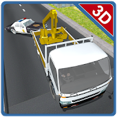 Game Tow Truck Driver Simulator APK for Kindle