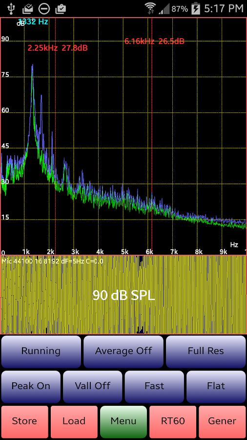 AudioTool Screenshot 2