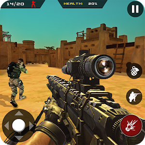 Counter Terrorist Modern Strike Frontline Mission