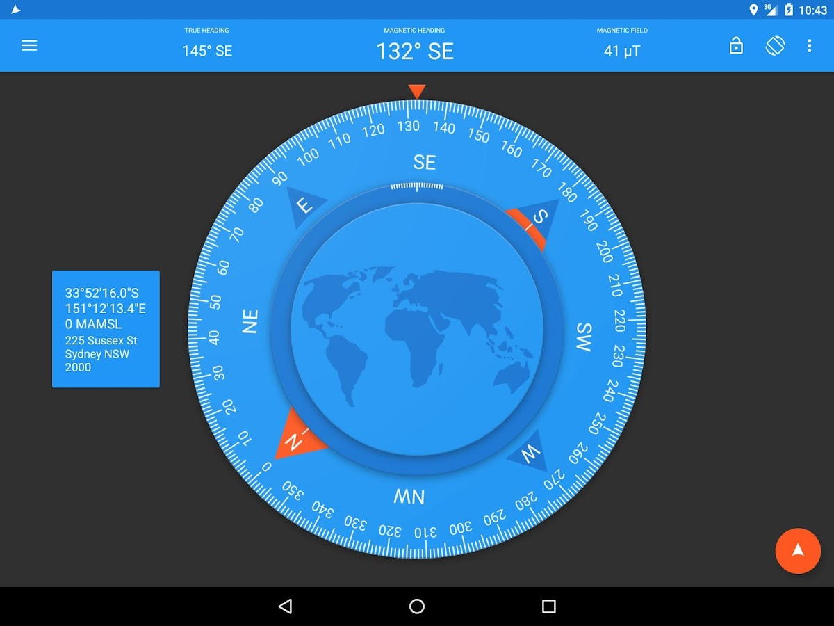 Compass Pro Screenshot 15