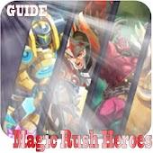 New Guia' Magic Rush Heroes
