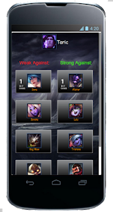 League of Counter - screenshot