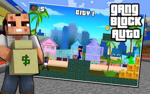Gang Block Auto: San Andreas apk screenshot